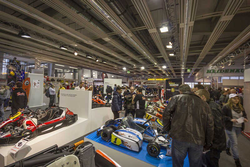 Internationale Kart-Ausstellung 2015